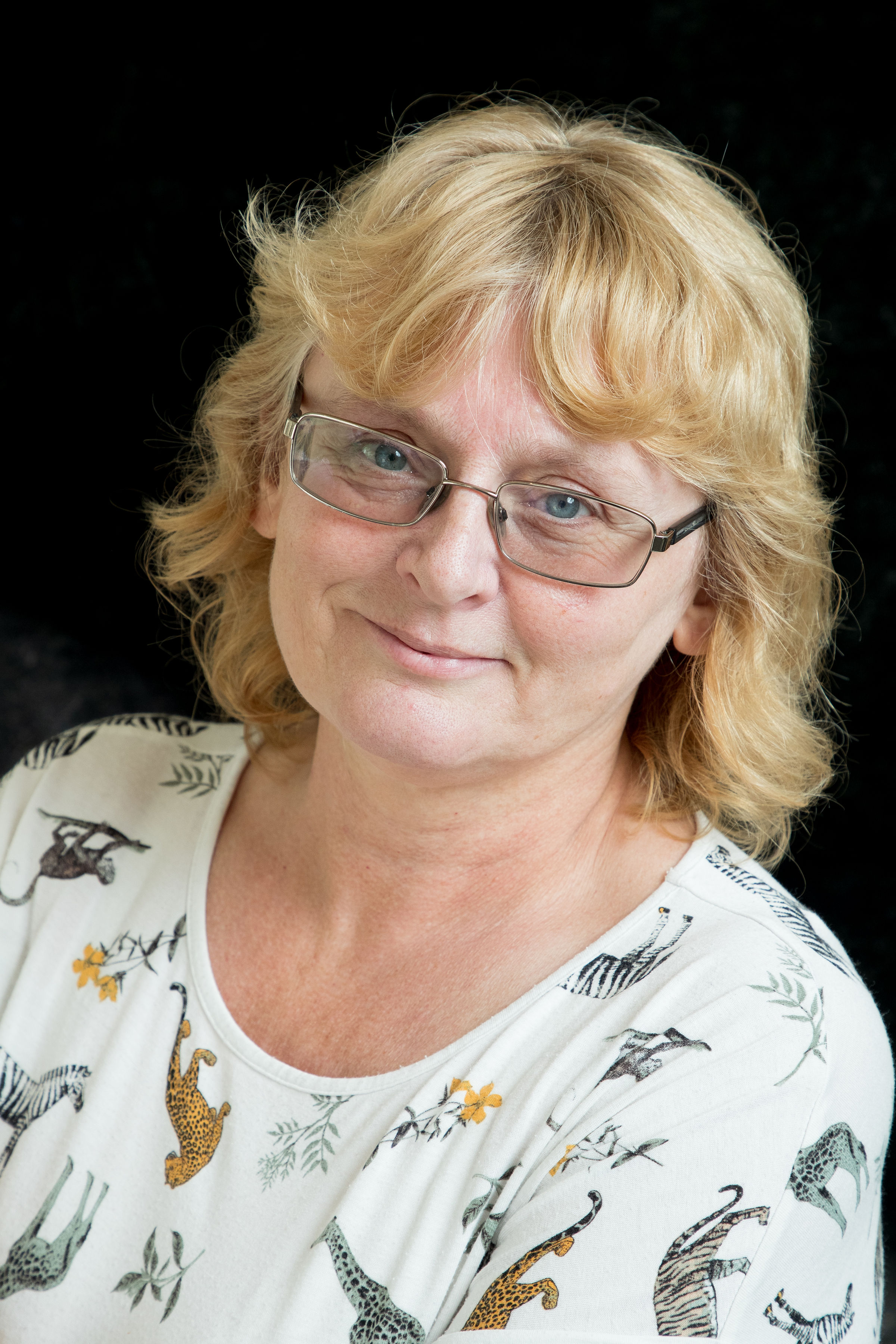 author Vivien Brown 2019