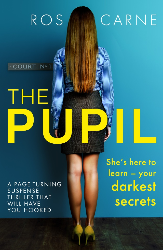 The Pupil - Ros Carne cover