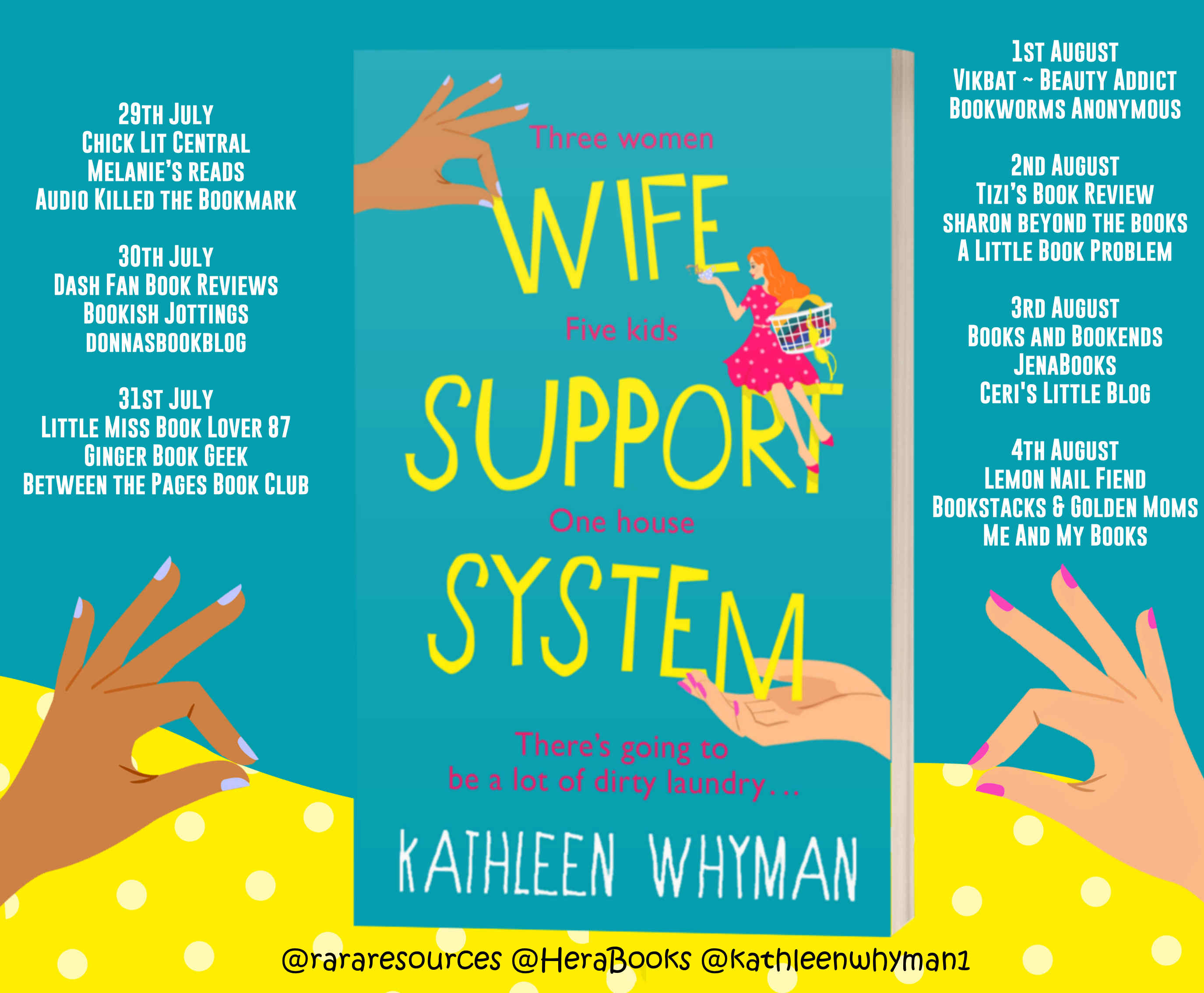 Wife Support System Full Tour Banner