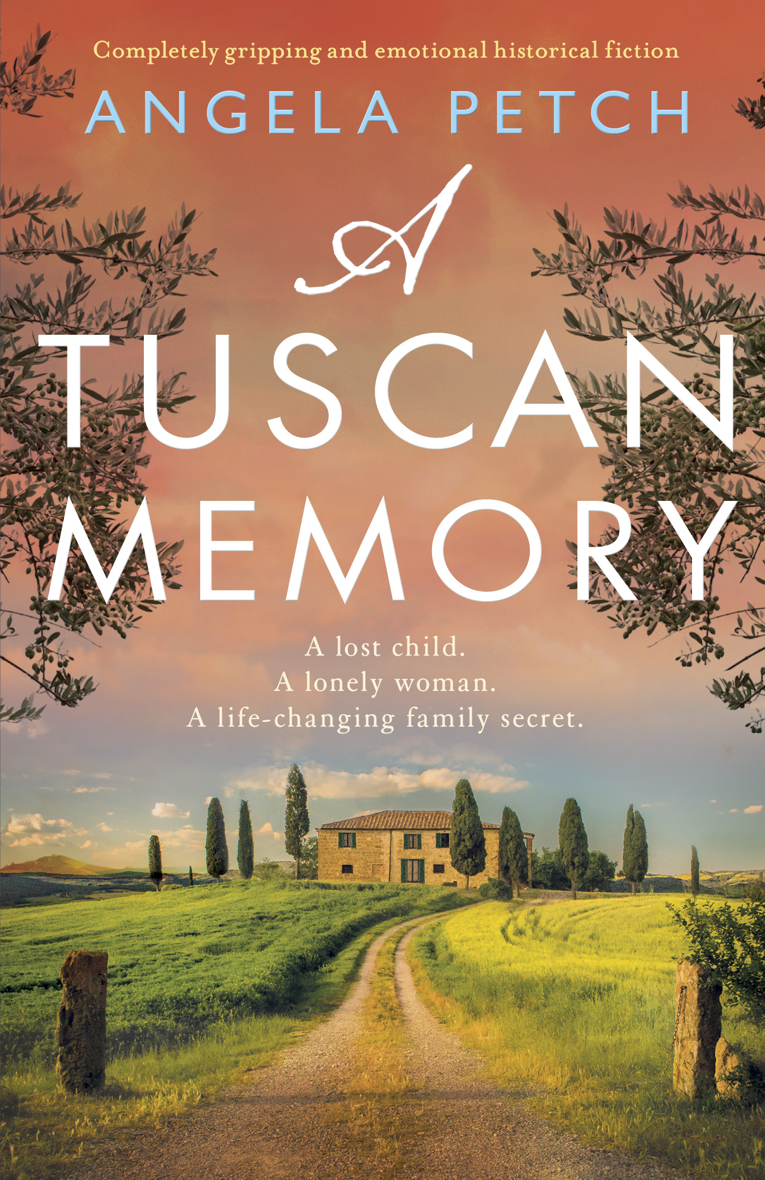 A Tuscan Memory final cover