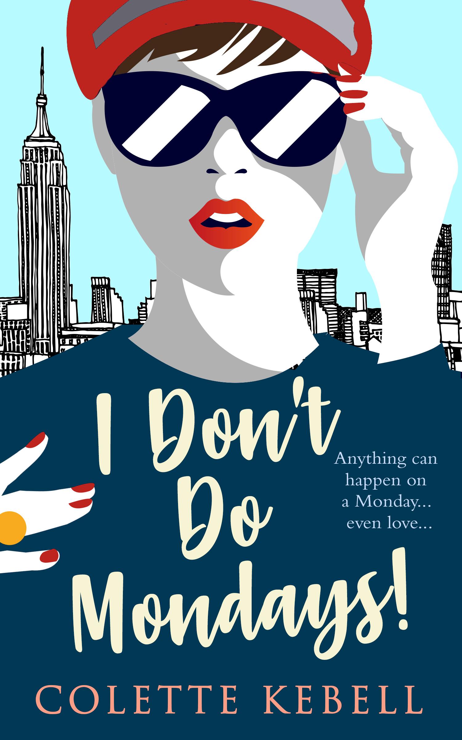 I Don't Do Mondays 20.08.2020 - ebook cover