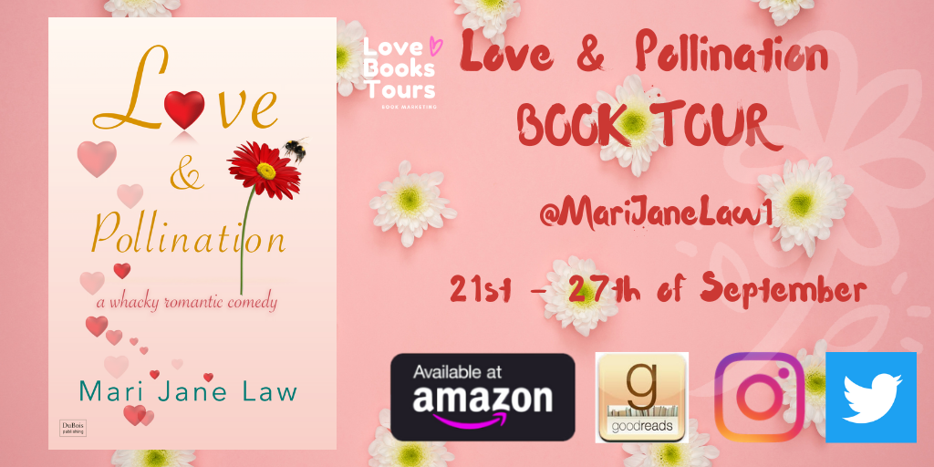 Love and Pollination - Twitter