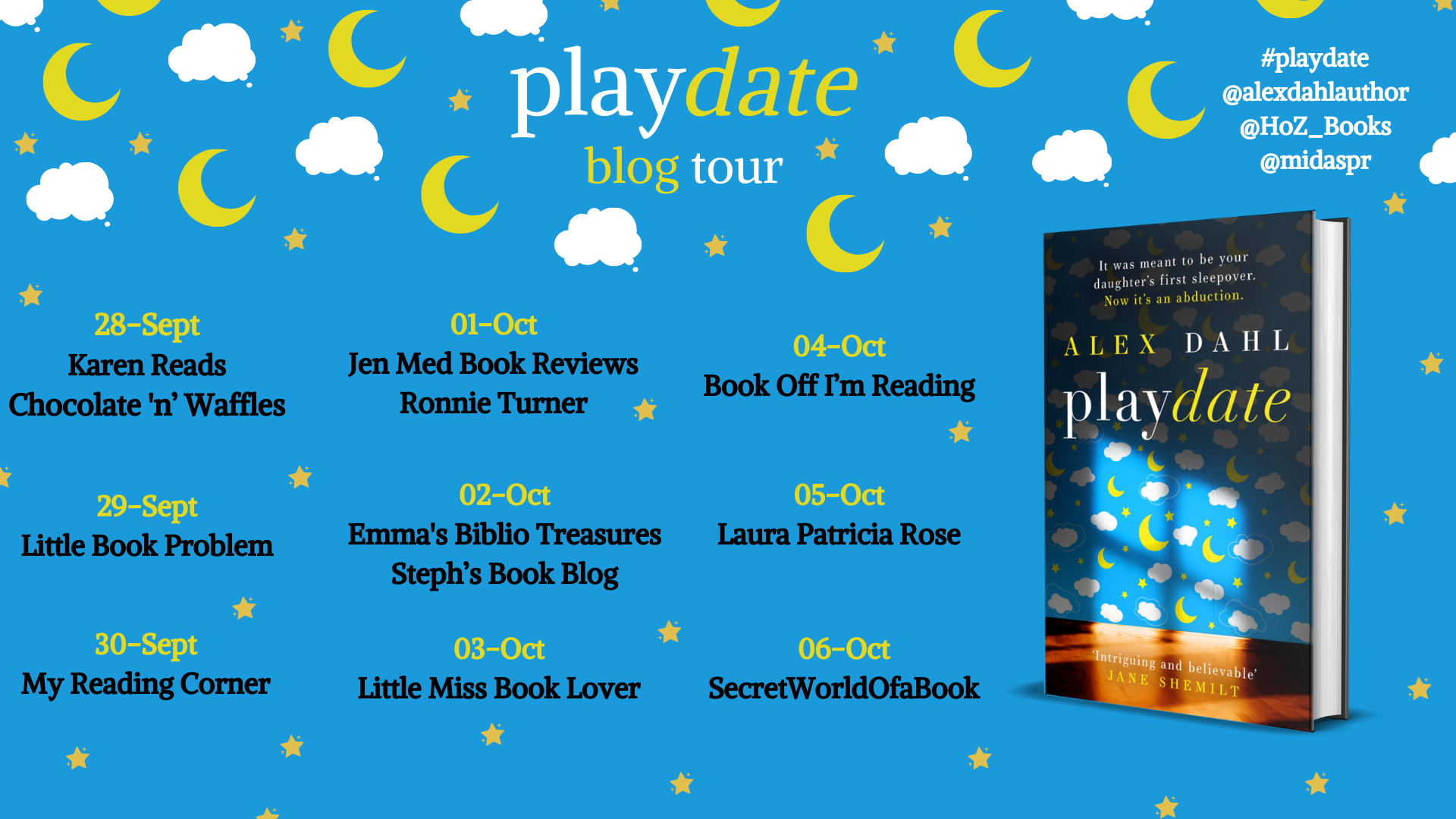Playdate Blog Tour Banner