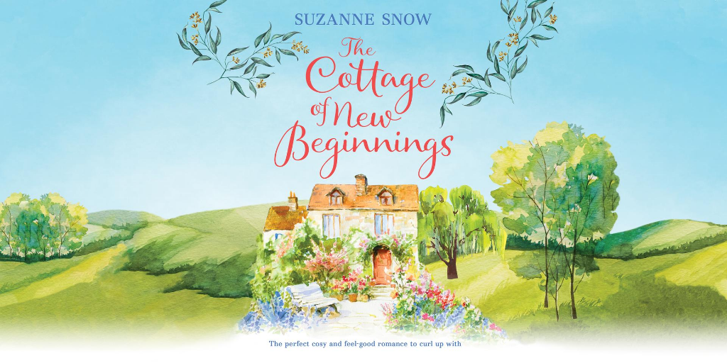 The Cottage of New Beginnings Cover