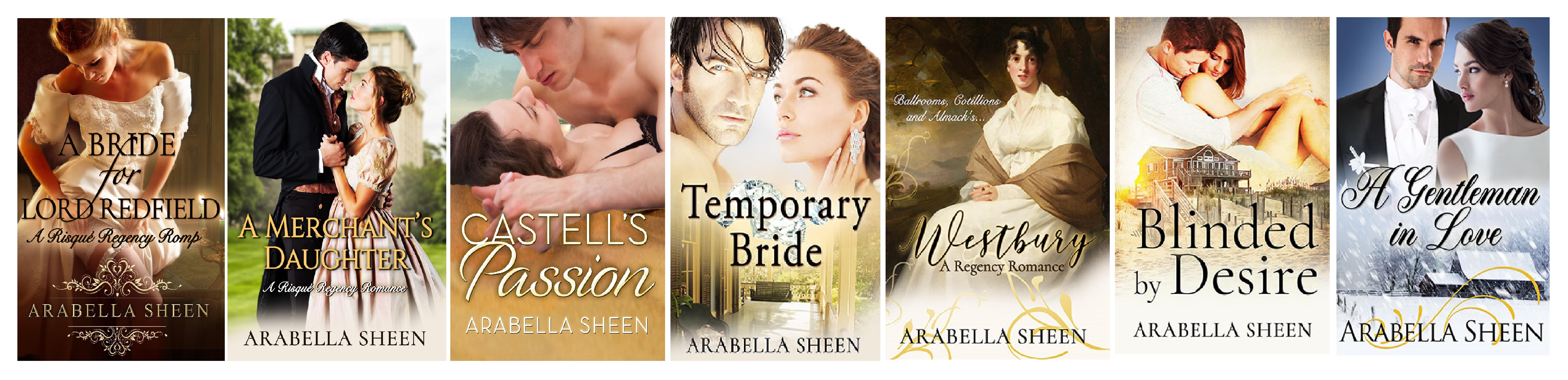 Banner - Arabella Sheen