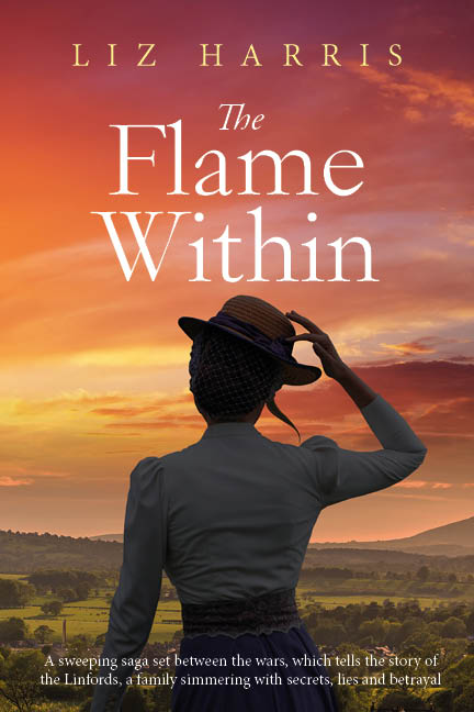 The Flame Within Cover SMALL WEB