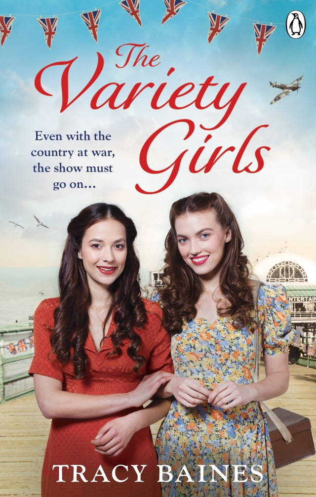 The Variety Girls - final cover