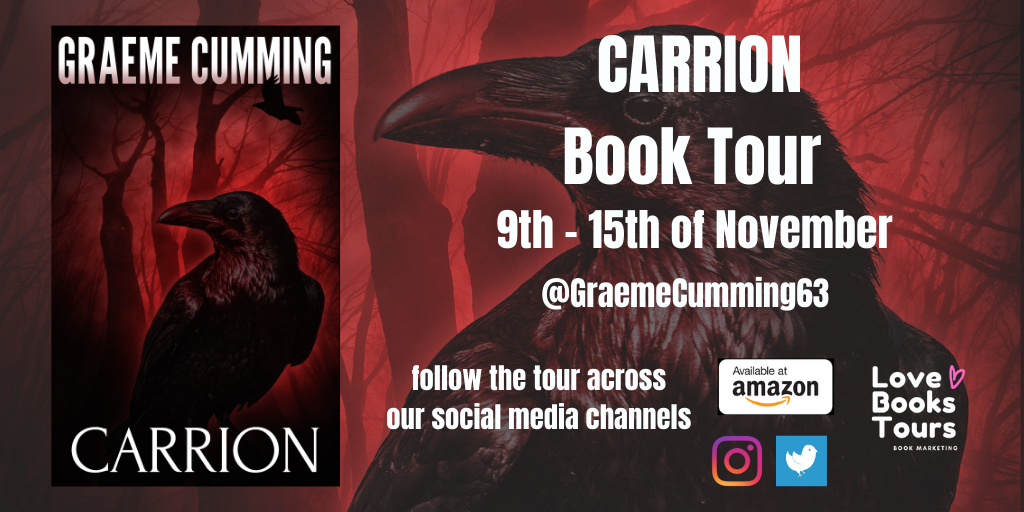 CARRION - Twitter