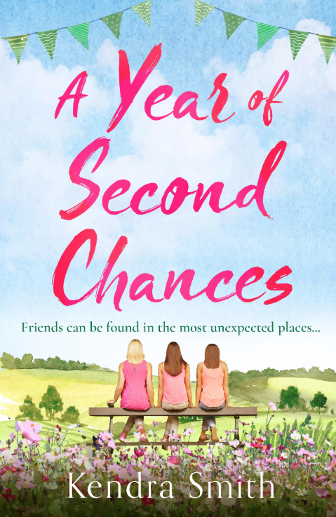 COVER; A YEAR OF SECOND CHANCES:KENDRA