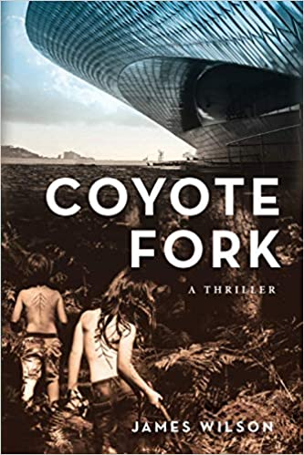 Coyote Fork FRont Cover