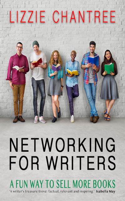 Networking for writers. Samm doc. By Lizzie Chantree