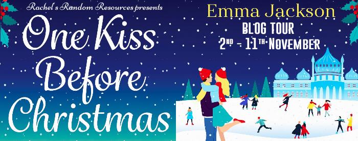 One Kiss Before Christmas - Blog Tour