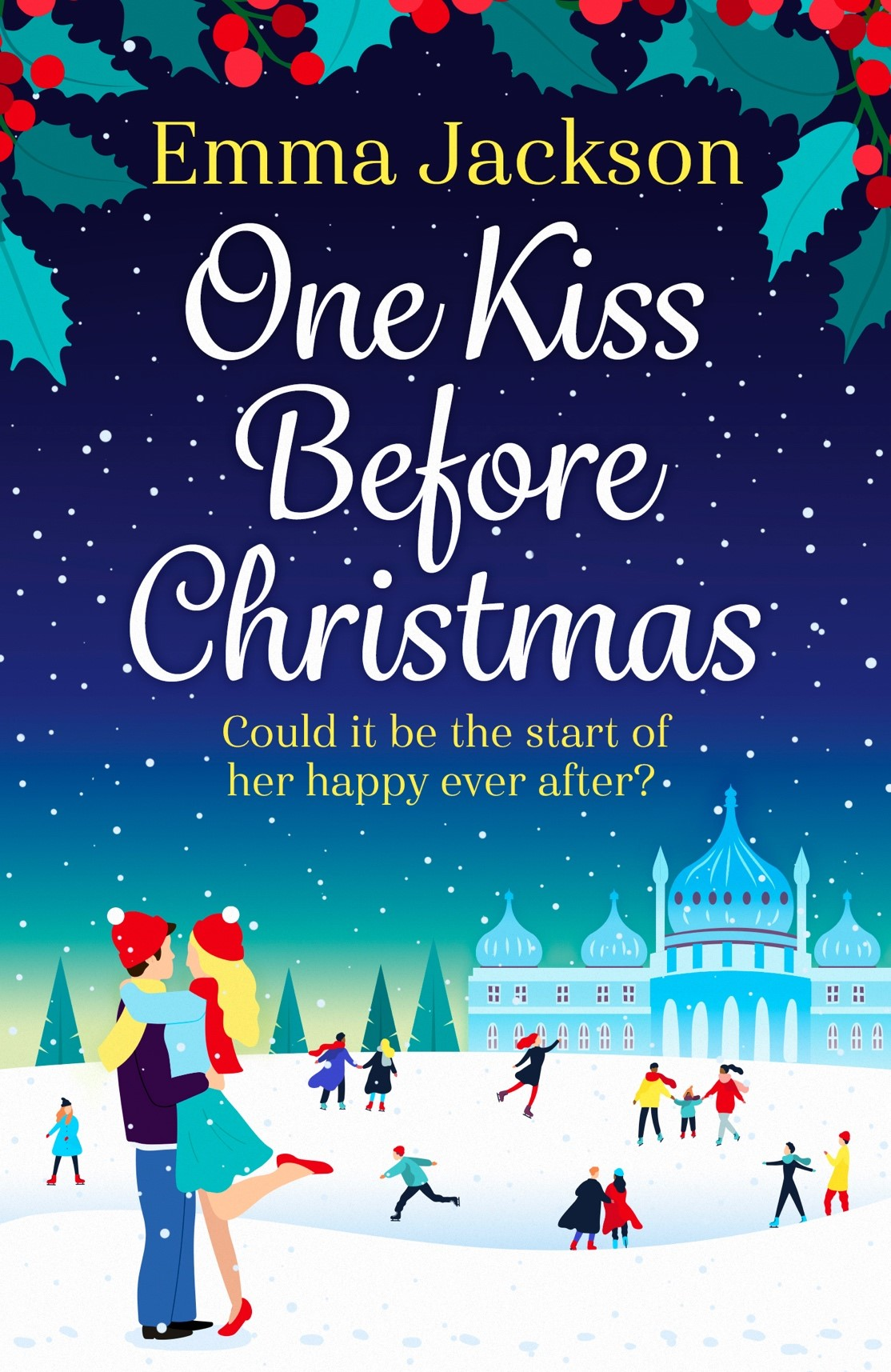 One Kiss Before Christmas_Cover