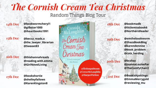 Cornish Cream Tea BT Poster