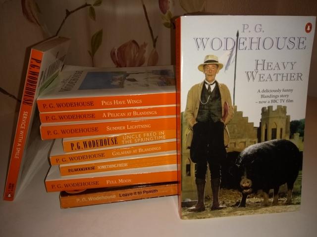Blandings novels