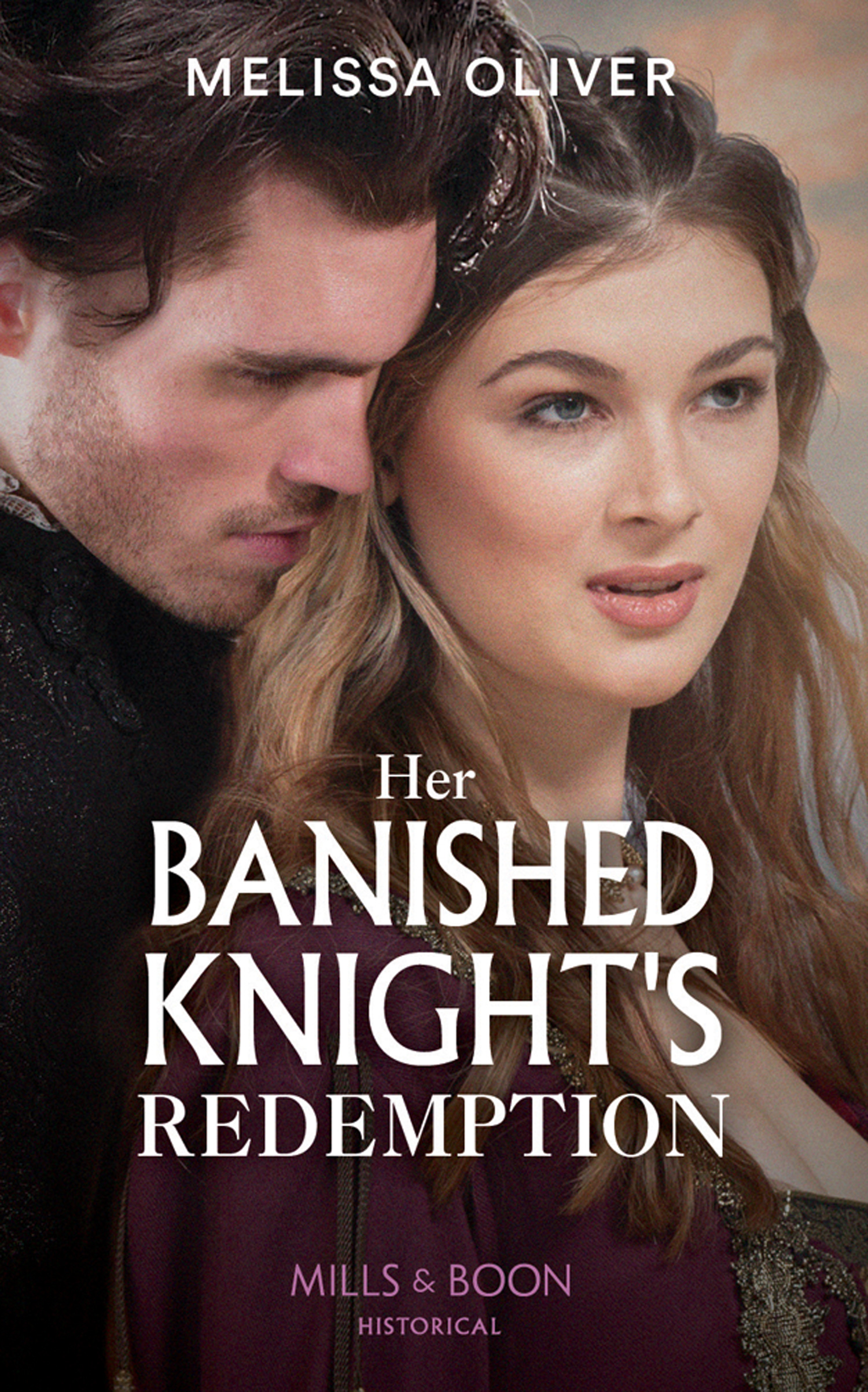Mills&Boon cover for Her Banished Knight's Redemption