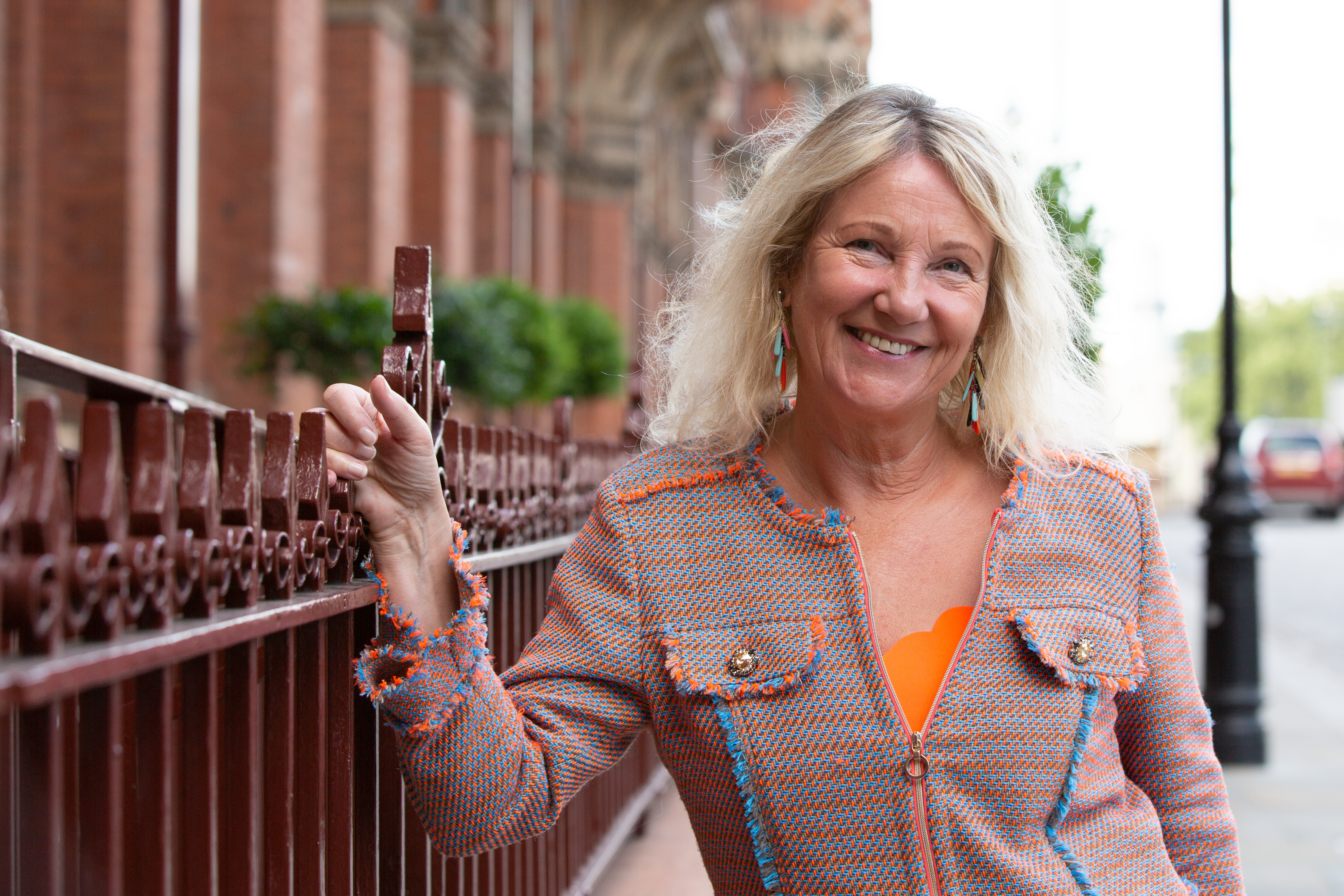 Carol Wyer - Fence