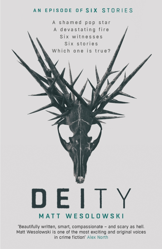 Deity proof cover