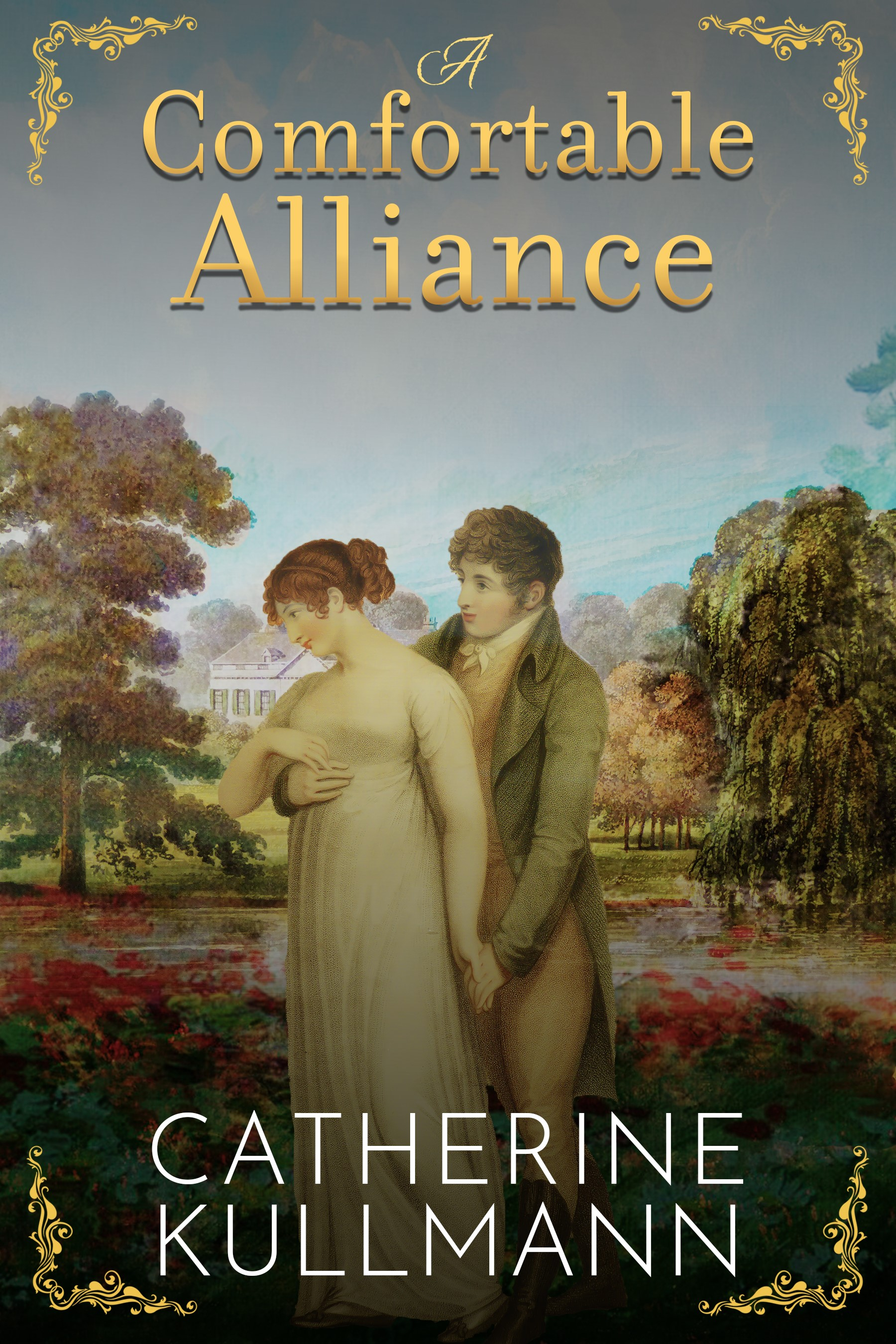 A Comfortable Alliance eBook