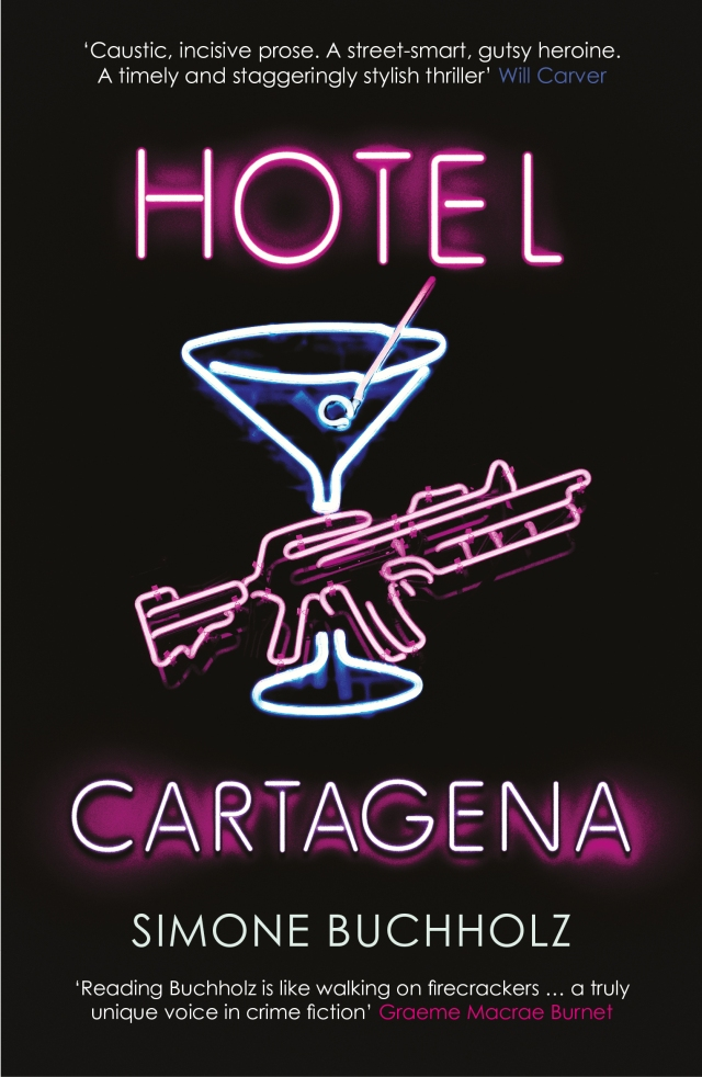 Hotel Cartagena Proof cover aw