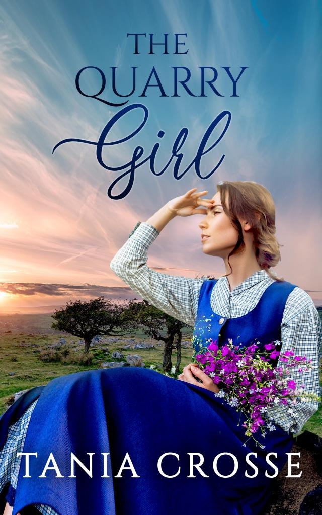QUARRY GIRL cover