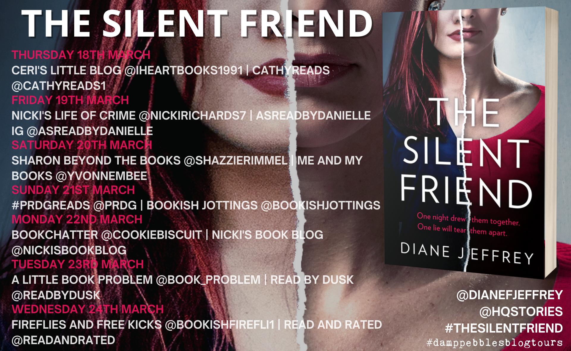 The Silent Friend banner V2