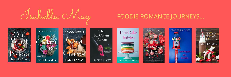 TWITTER Foodie Romance Journeys - 8 books
