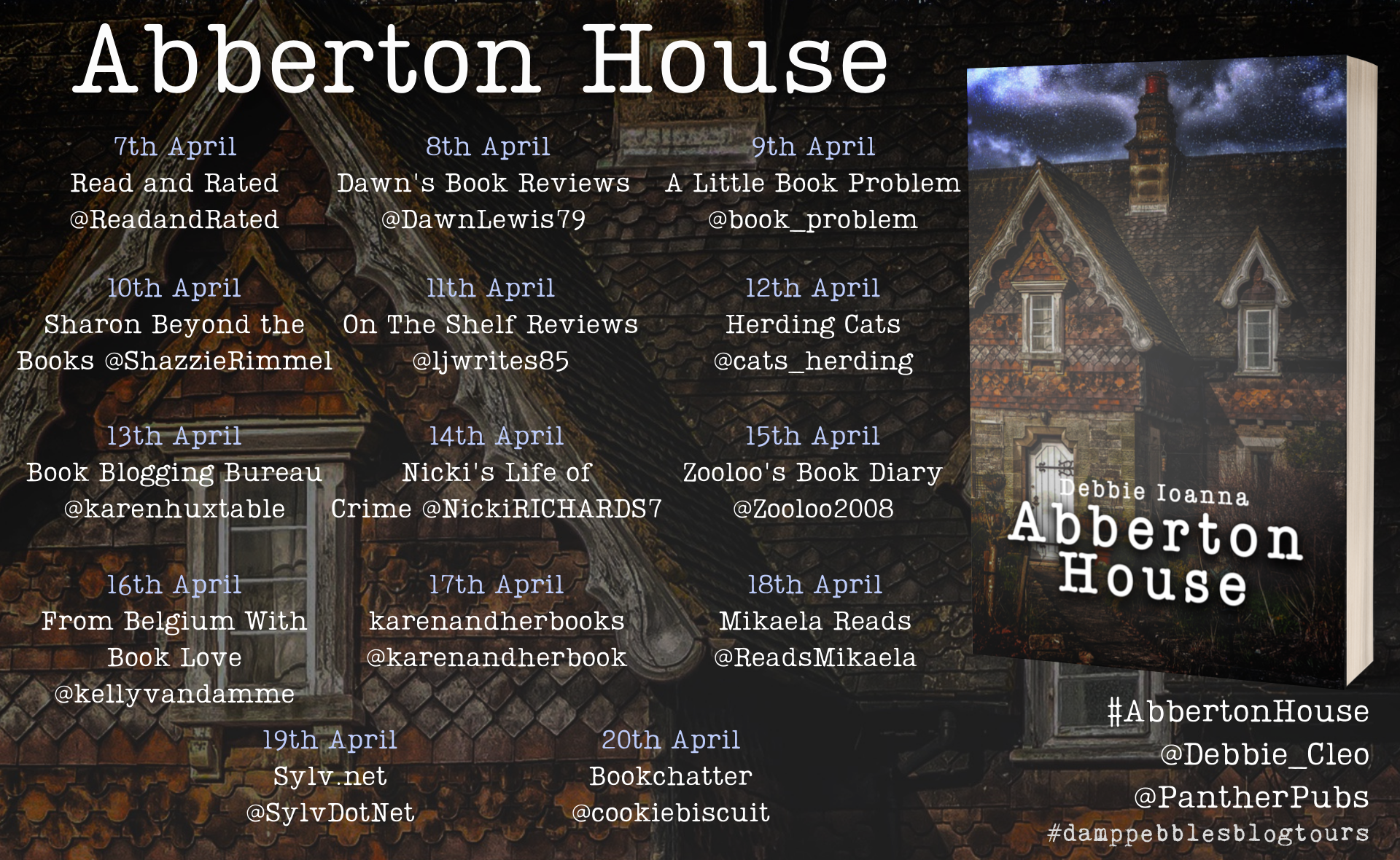 Abberton House banner