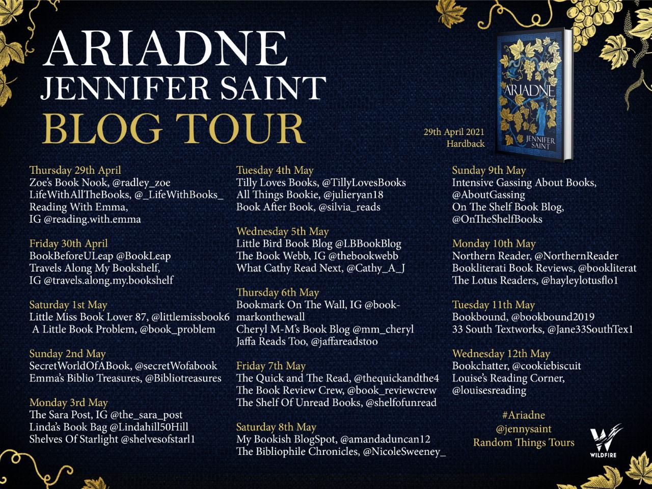 Ariadne Bt Poster
