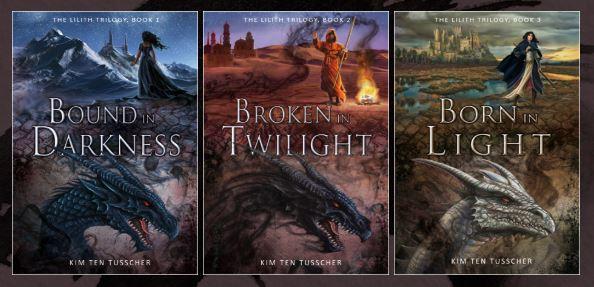 Lilith trilogy EN