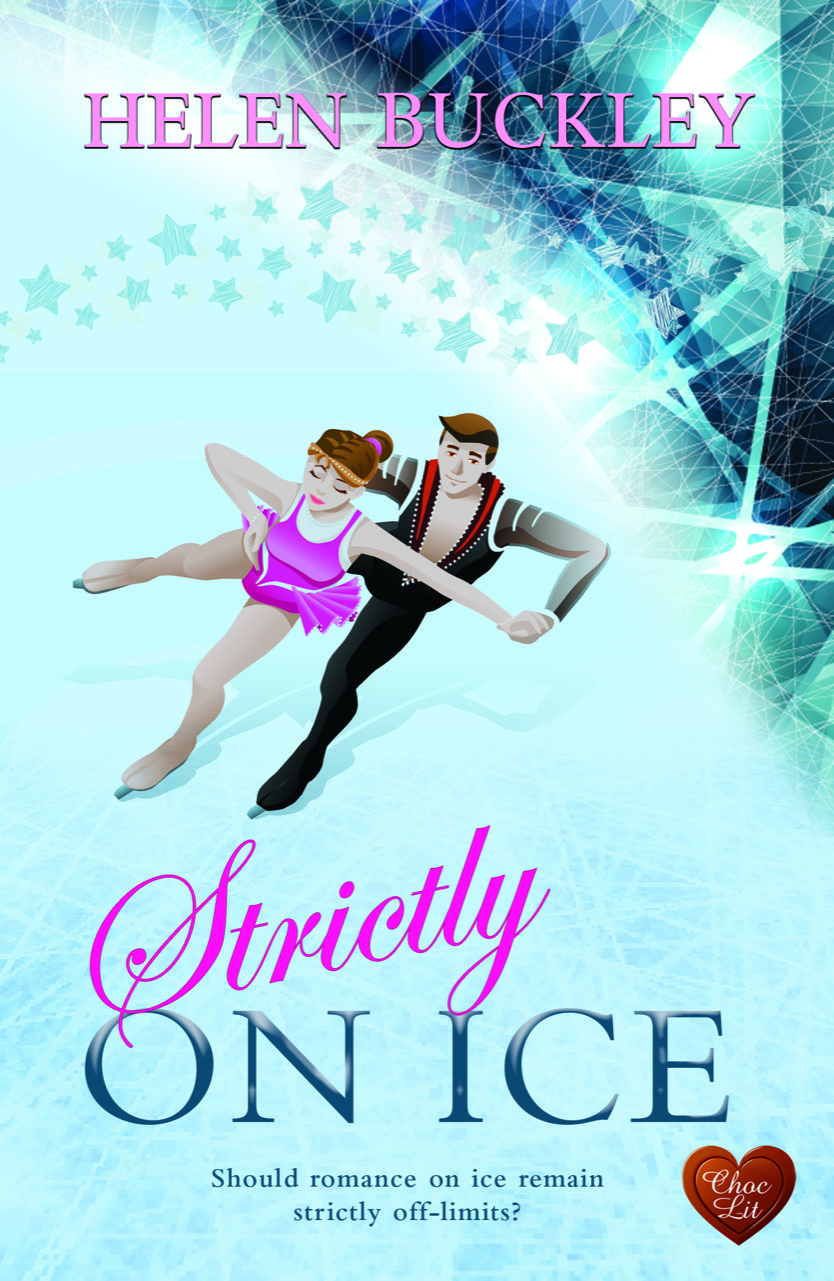 Strictly on Ice final cover image