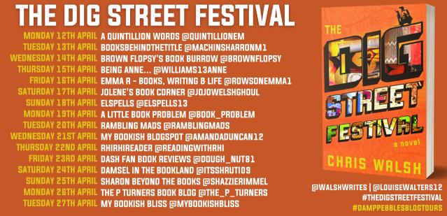 The Dig Street Festival banner