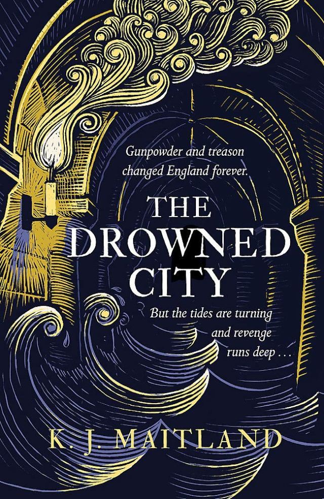 The Drowned City Cover