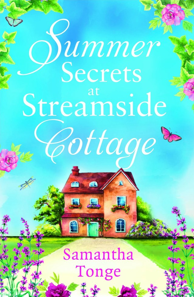 Tonge_SUMMER SECRETS AT STREAMSIDE COTTAGE_Final
