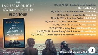 Ladies' Midnight Swimming Club Blog Tour 2
