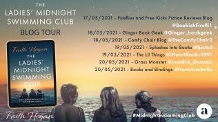 Ladies' Midnight Swimming Club Blog Tour 4