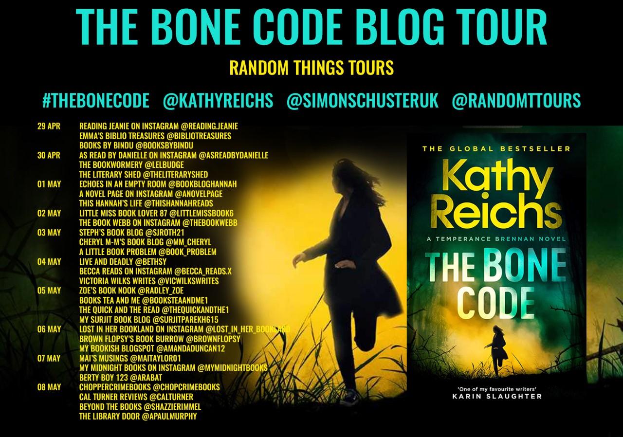 The Bone Code BT Poster