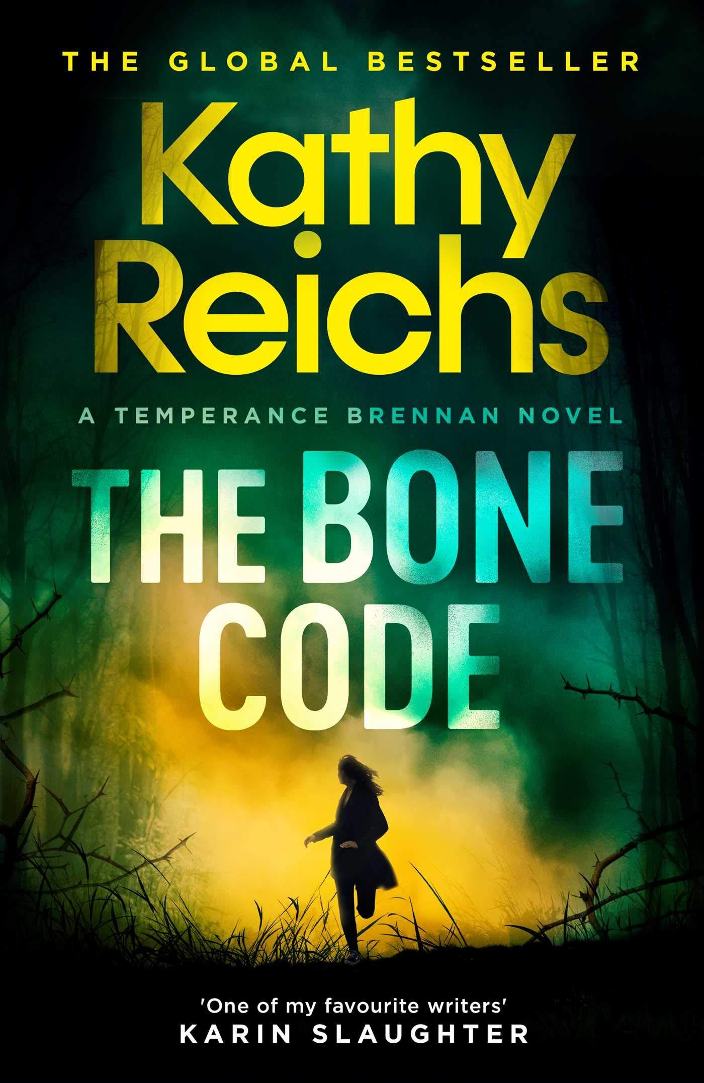 The Bone Code Cover