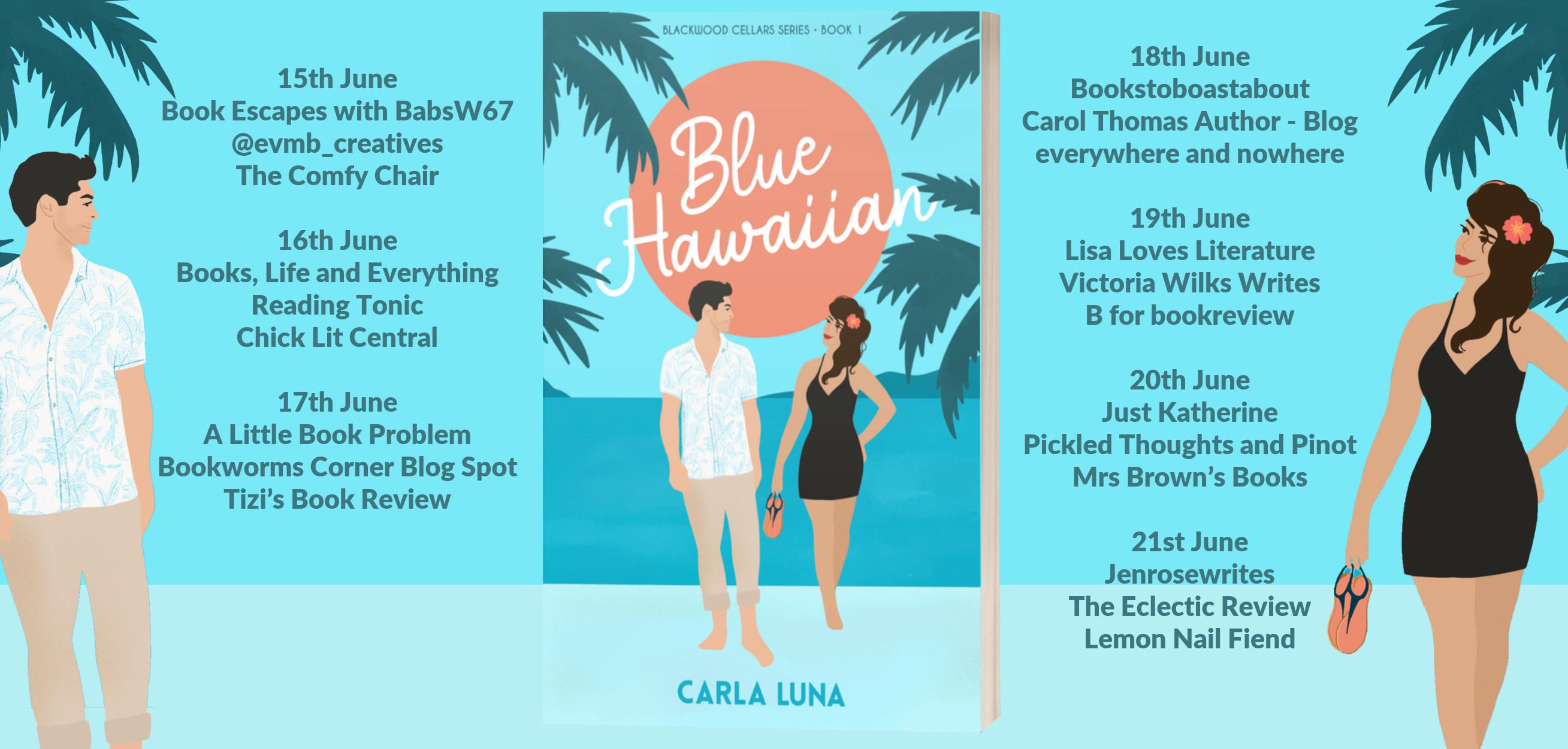 Blue Hawaiian Full Tour Banner