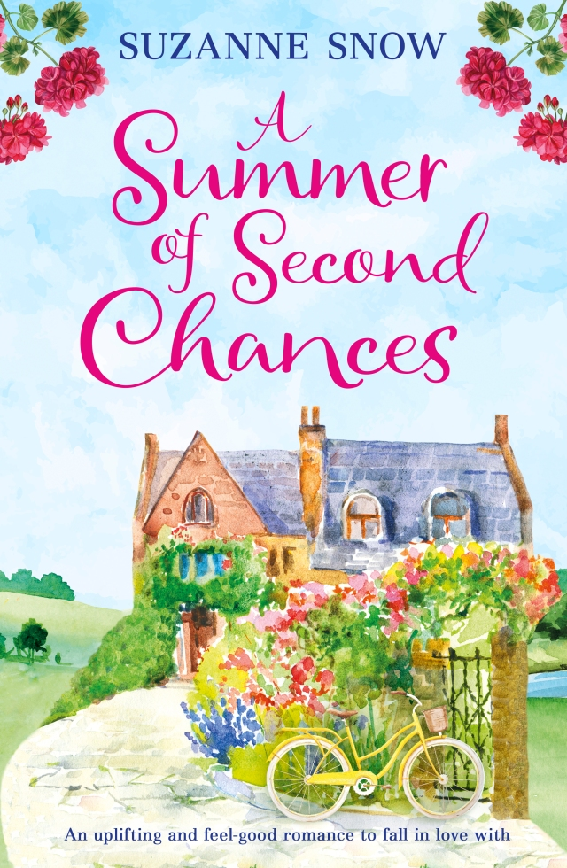 A Summer of Second Chances Book Cover