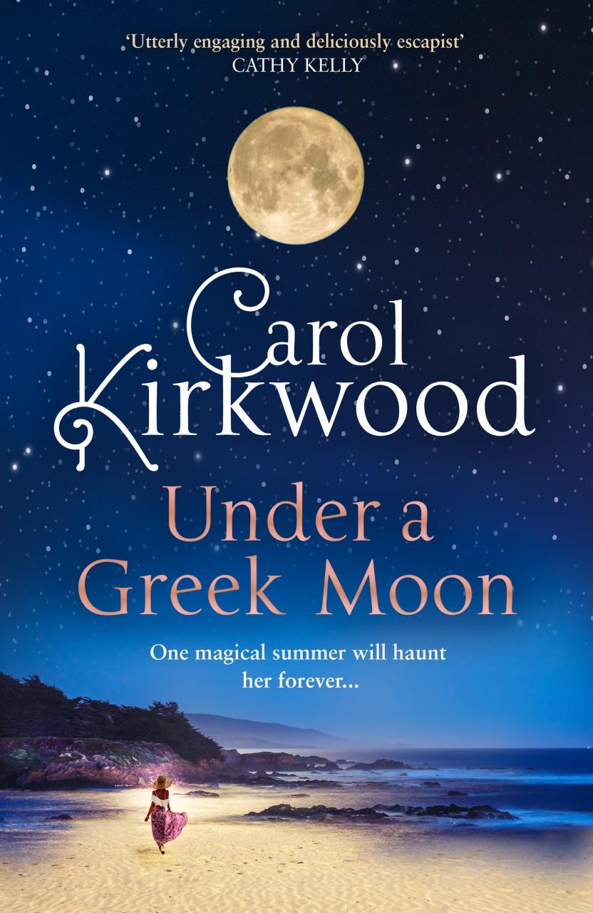 FINAL Under a Greek Moon Cover