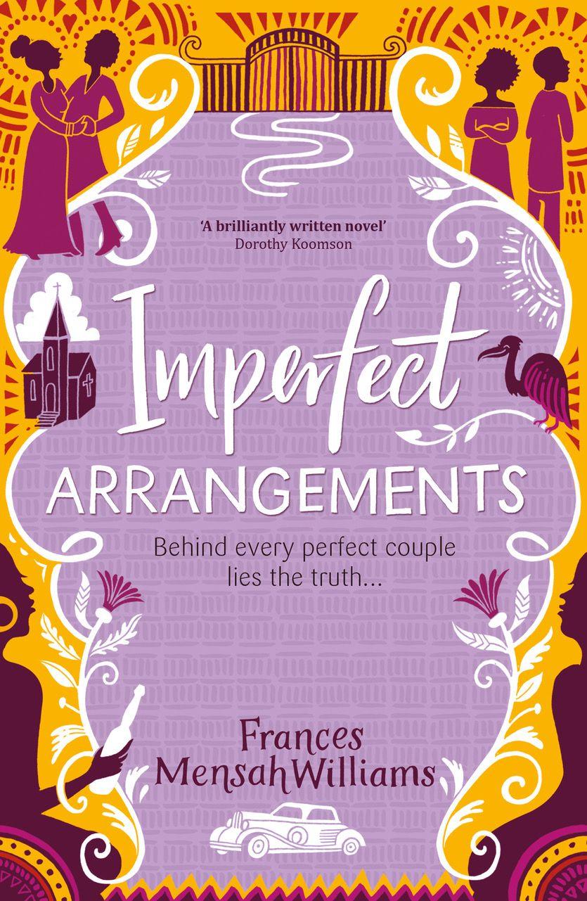 Imperfect Arrangements Front Cover 0620