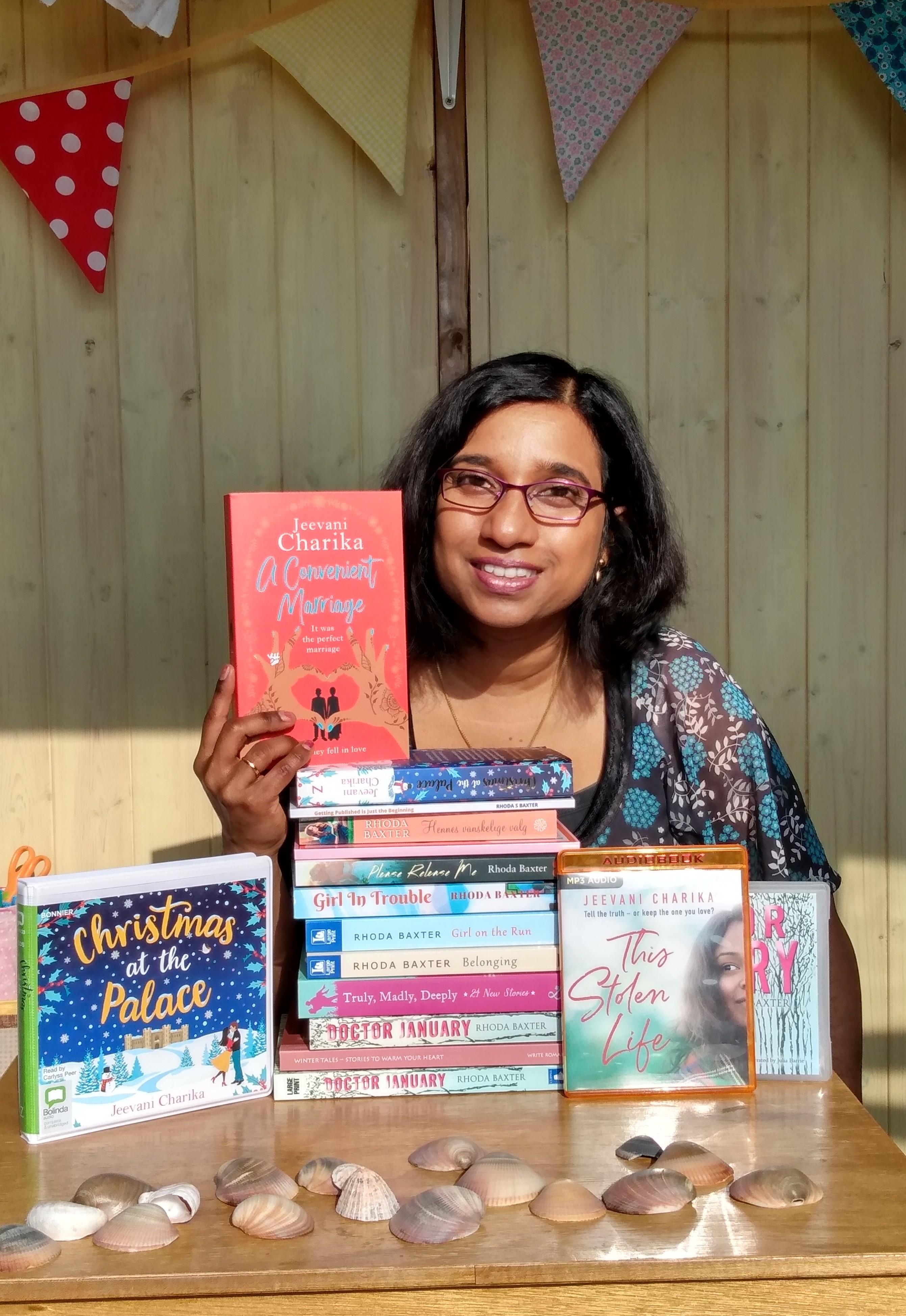 Jeevani Charika w books - Edited
