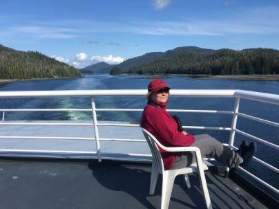 Alaska coast crusie