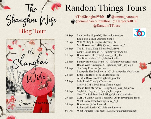 Shanghai Wife BT Poster