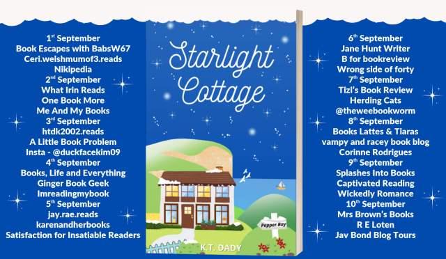 Starlight Cottage Full Tour Banner