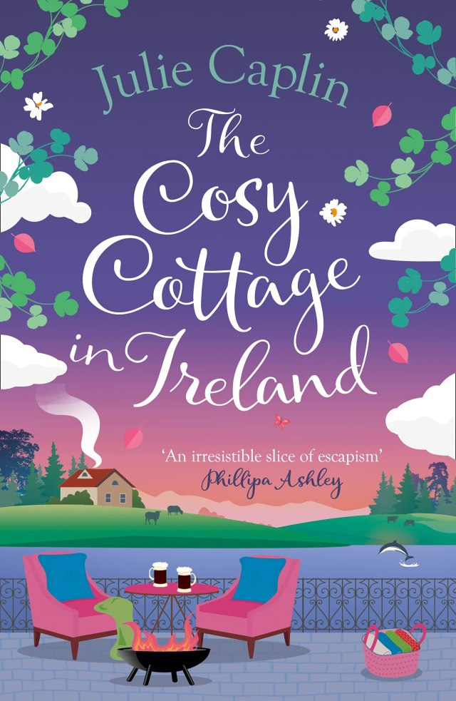 The Cosy Cottage In Ireland Cover