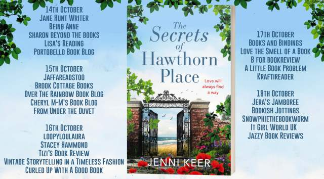 The Secrets of Hawthorn Place Full Tour Banner