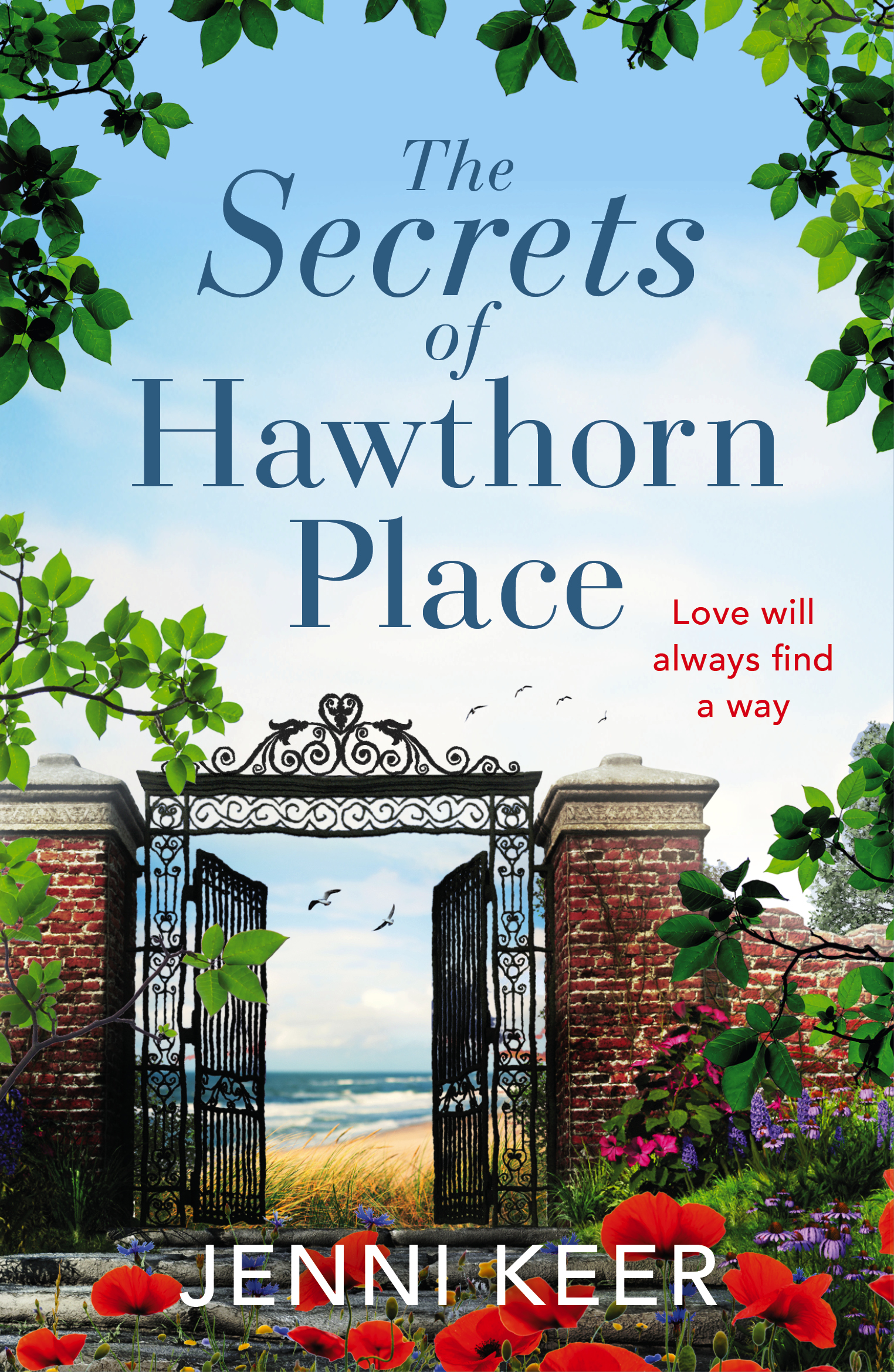 THE SECRETS OF HAWTHORN PLACE JPG COVER